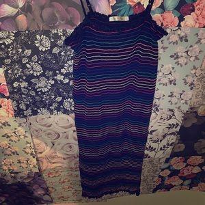 Super cute rainbow dress